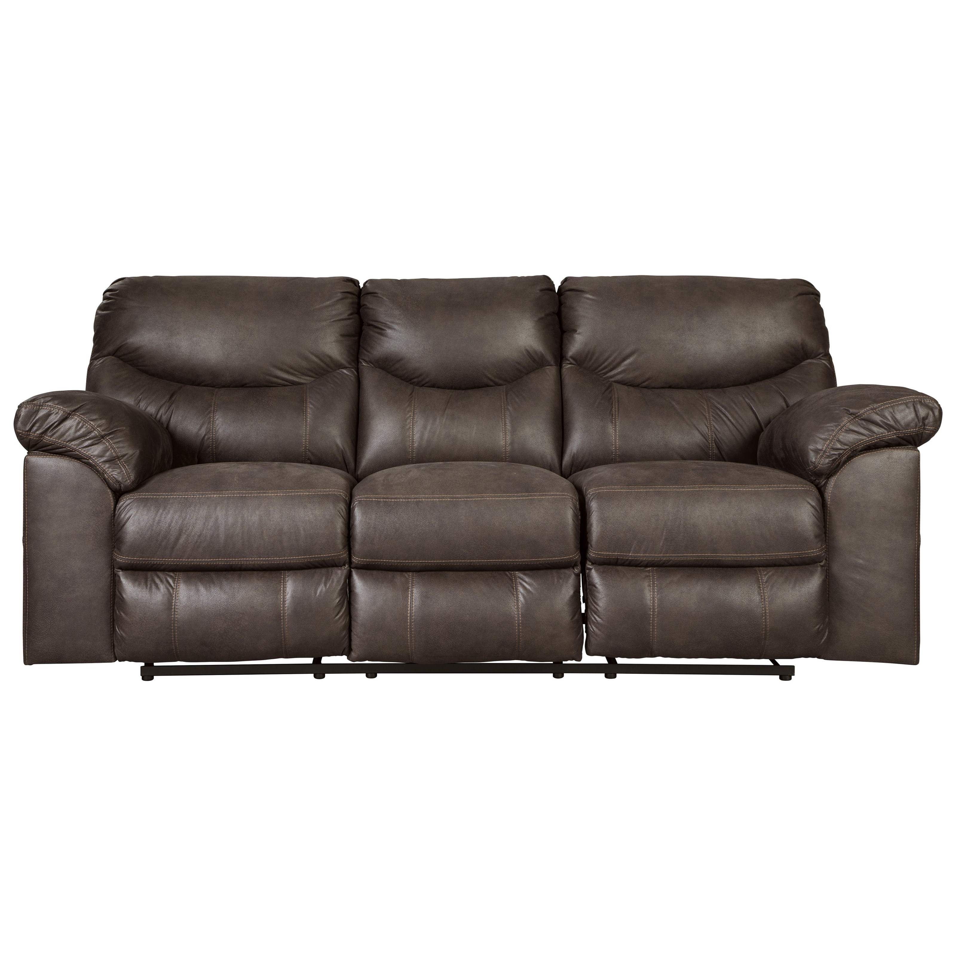 Recliner Pillow Boxberg Casual Reclining Sofa By Signature Design By Ashley At Vandrie Home Furnishings