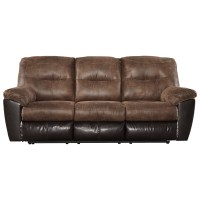 Signature Design by Ashley Follett Two-Tone Faux Leather ...
