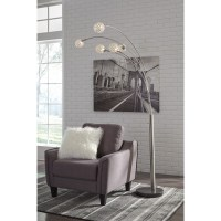 Signature Design by Ashley Lamps - Contemporary Winter ...