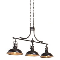 Signature Design by Ashley Pendant Lights Joella Bronze ...