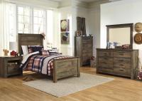 Signature Design by Ashley Trinell Twin Bedroom Group ...