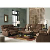 Signature Design by Ashley Tulen Reclining Living Room ...