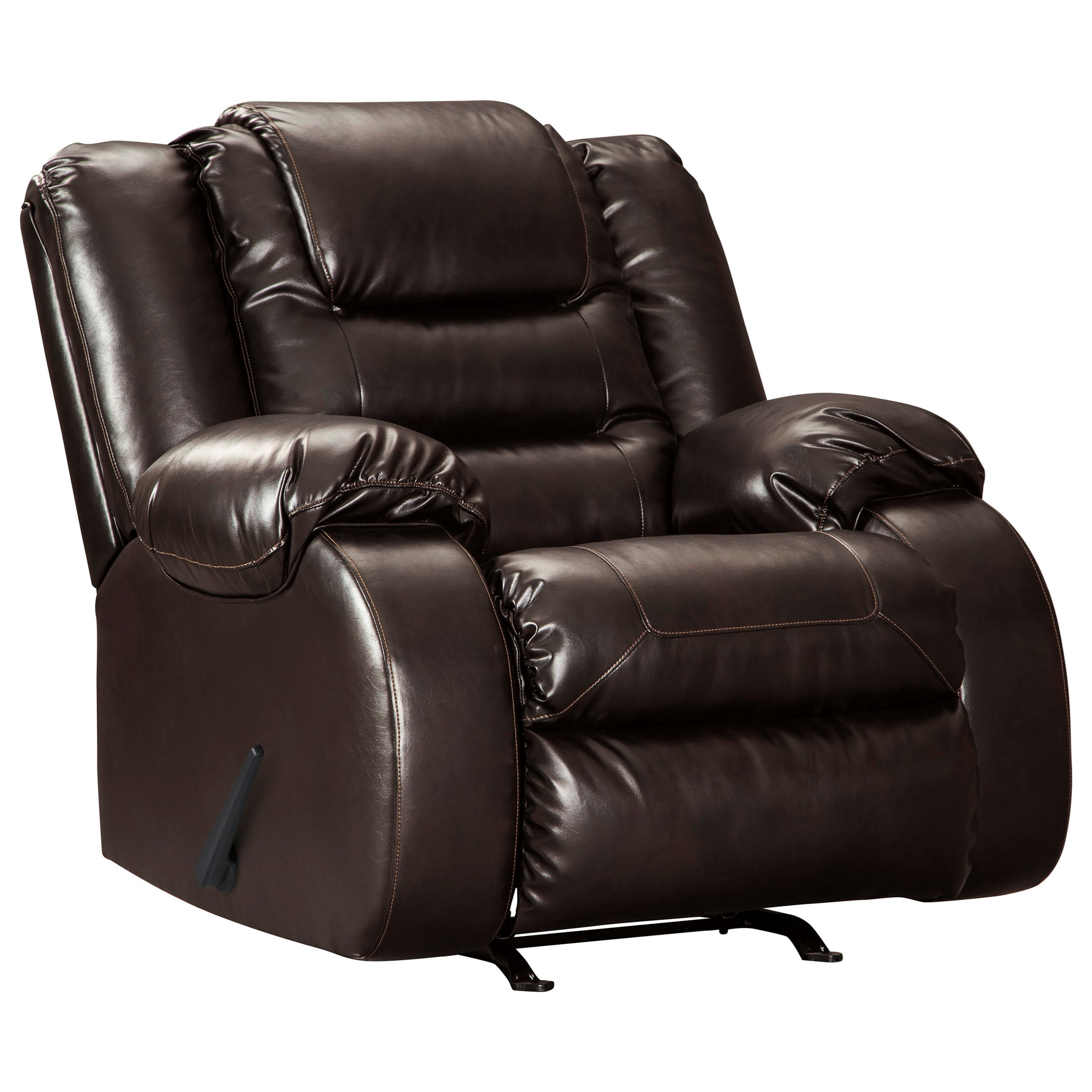 Recliner Pillow Vacherie Casual Rocker Recliner With Infinite Reclining Positions By Signature Design By Ashley At Furniture And Appliancemart