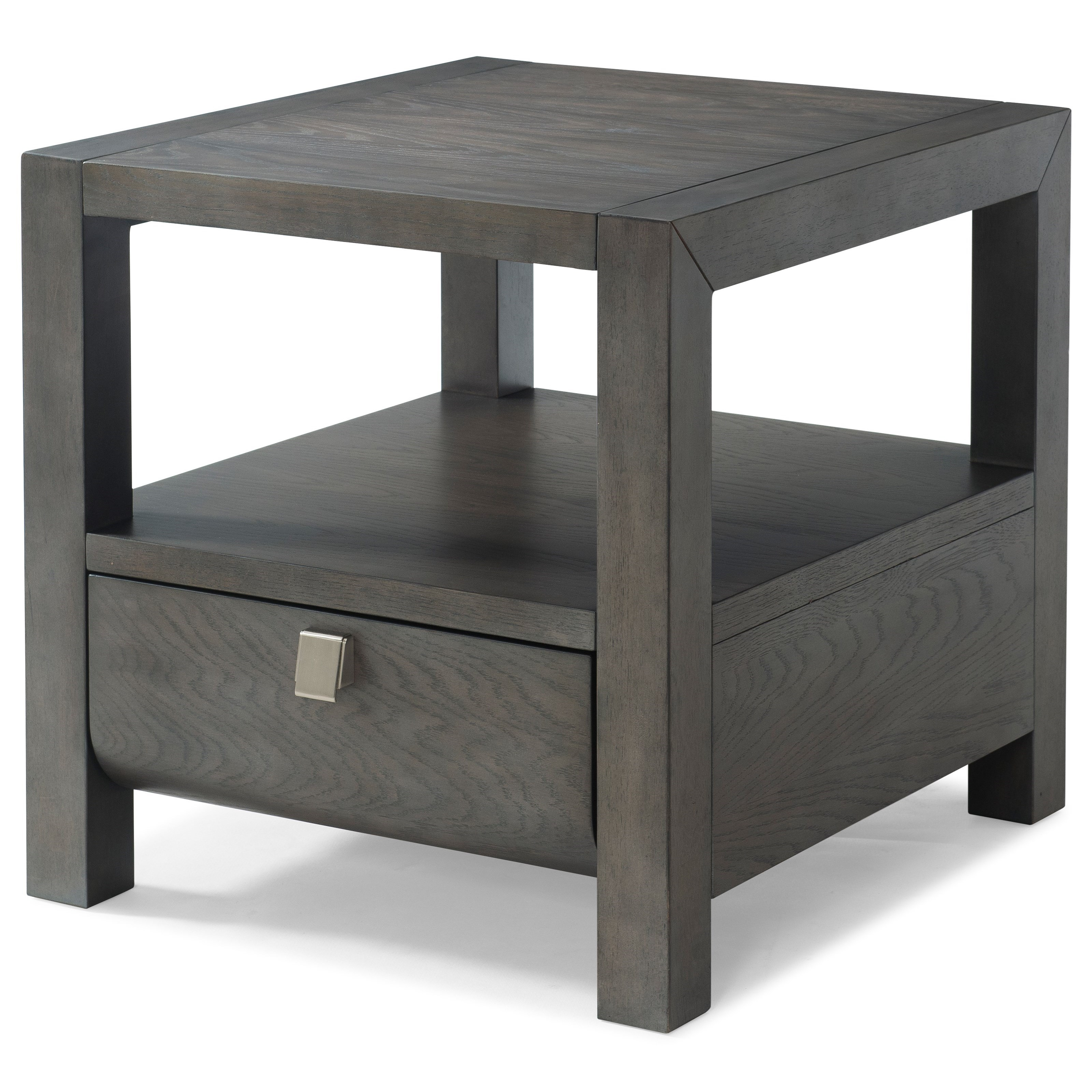 Black End Tables With Drawer Music City