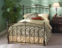 Wesley Allen Iron Beds Merrick Iron Poster Bed | Olinde's ...