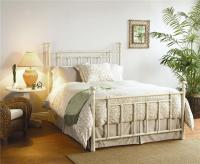 Wesley Allen Iron Beds King Blake Iron Poster Bed | Hudson ...