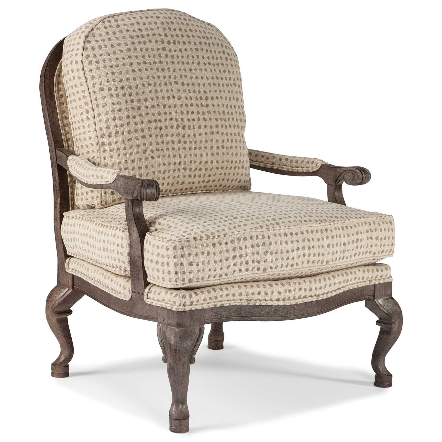 Best Home Furnishings Chairs Accent Cogan Exposed Wood
