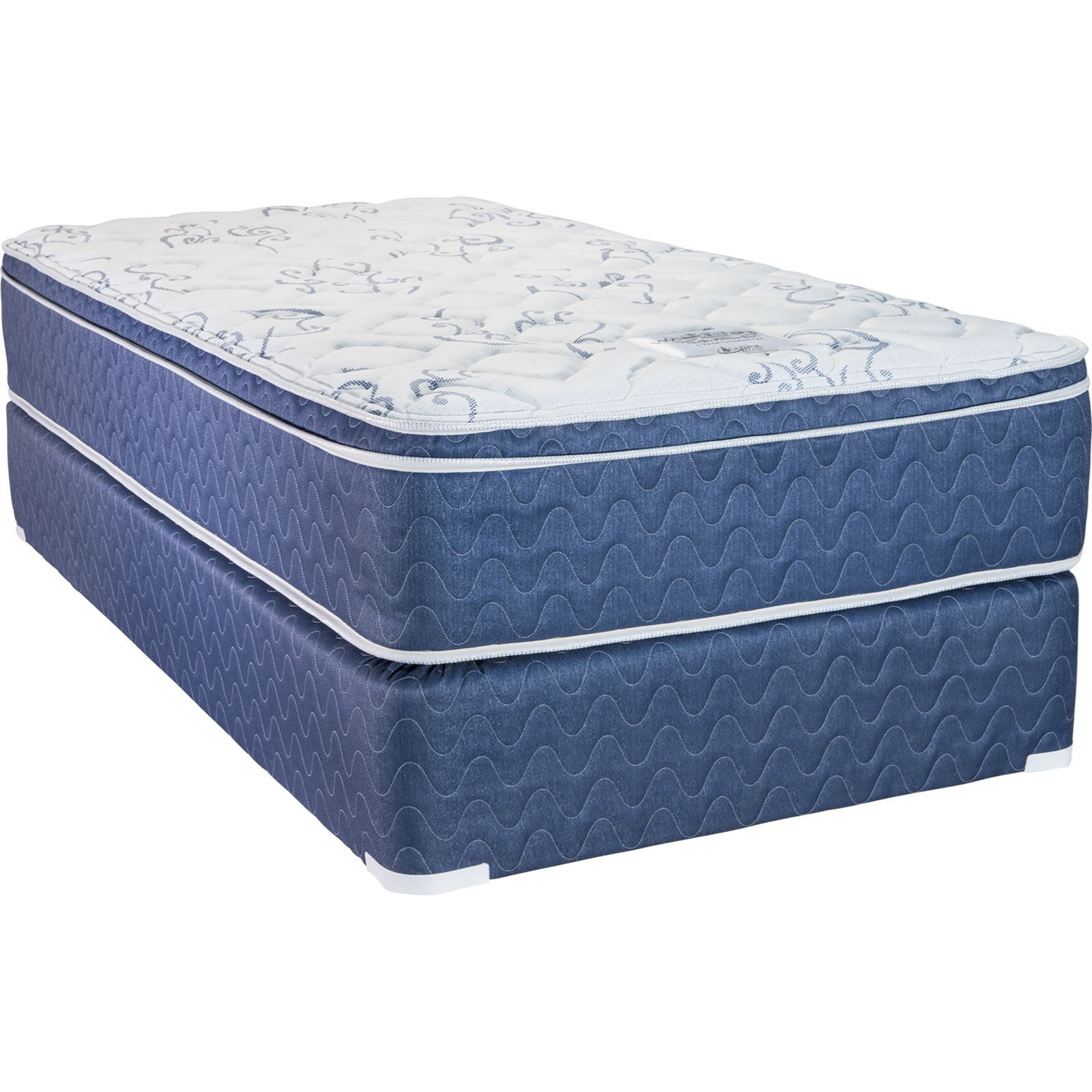 Low Profile Innerspring Mattress Capitol Bedding Warrenton Queen Innerspring Mattress And