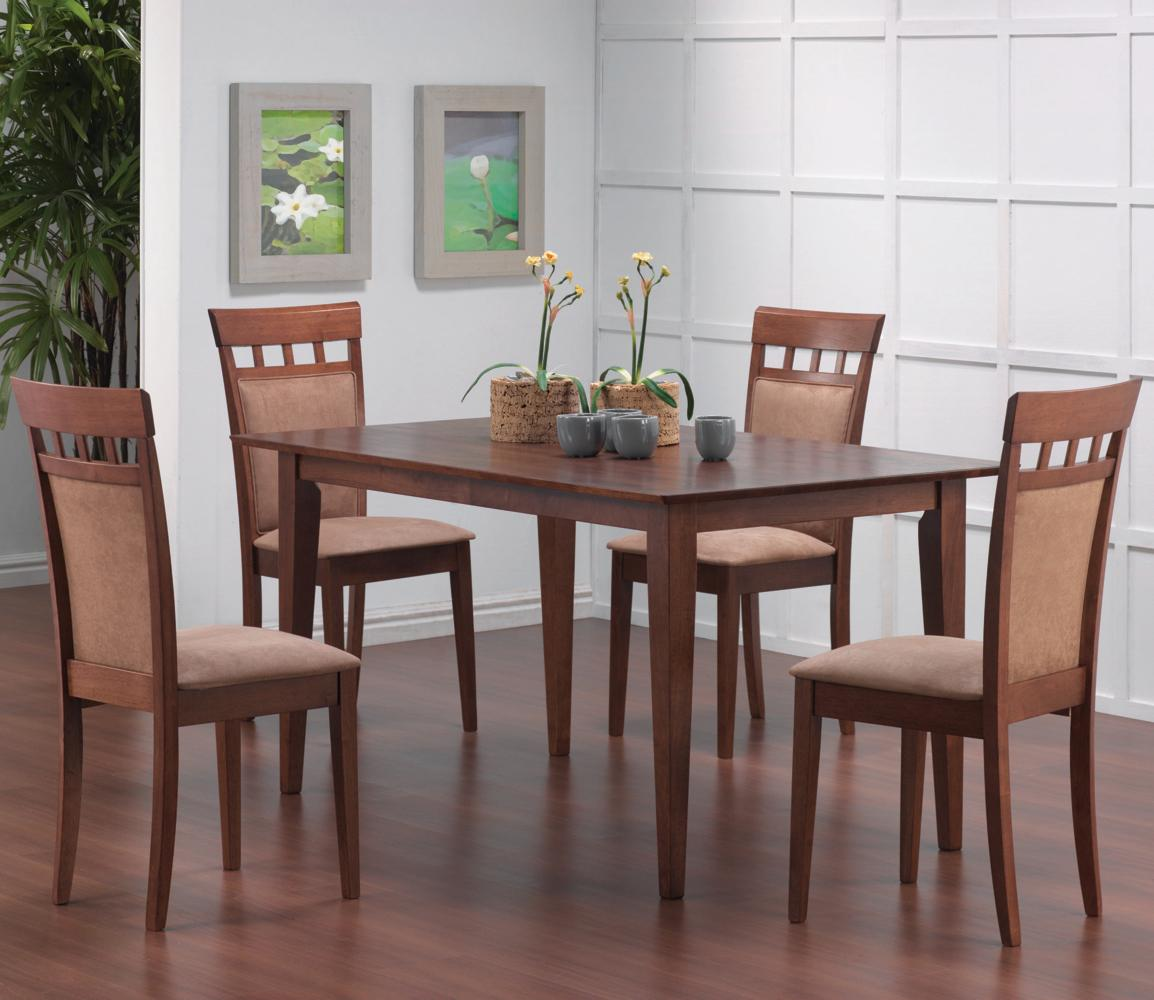Mixing Dining Room Chairs Coaster Mix And Match 101773 Upholstered Back Panel Side