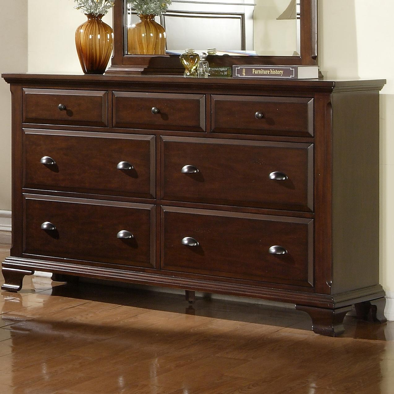 Furniture Store Canton Mi Elements International Canton 7 Drawer Dresser Vandrie