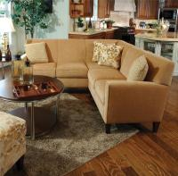 England Collegedale Contemporary 2-Piece Sectional | Dunk ...
