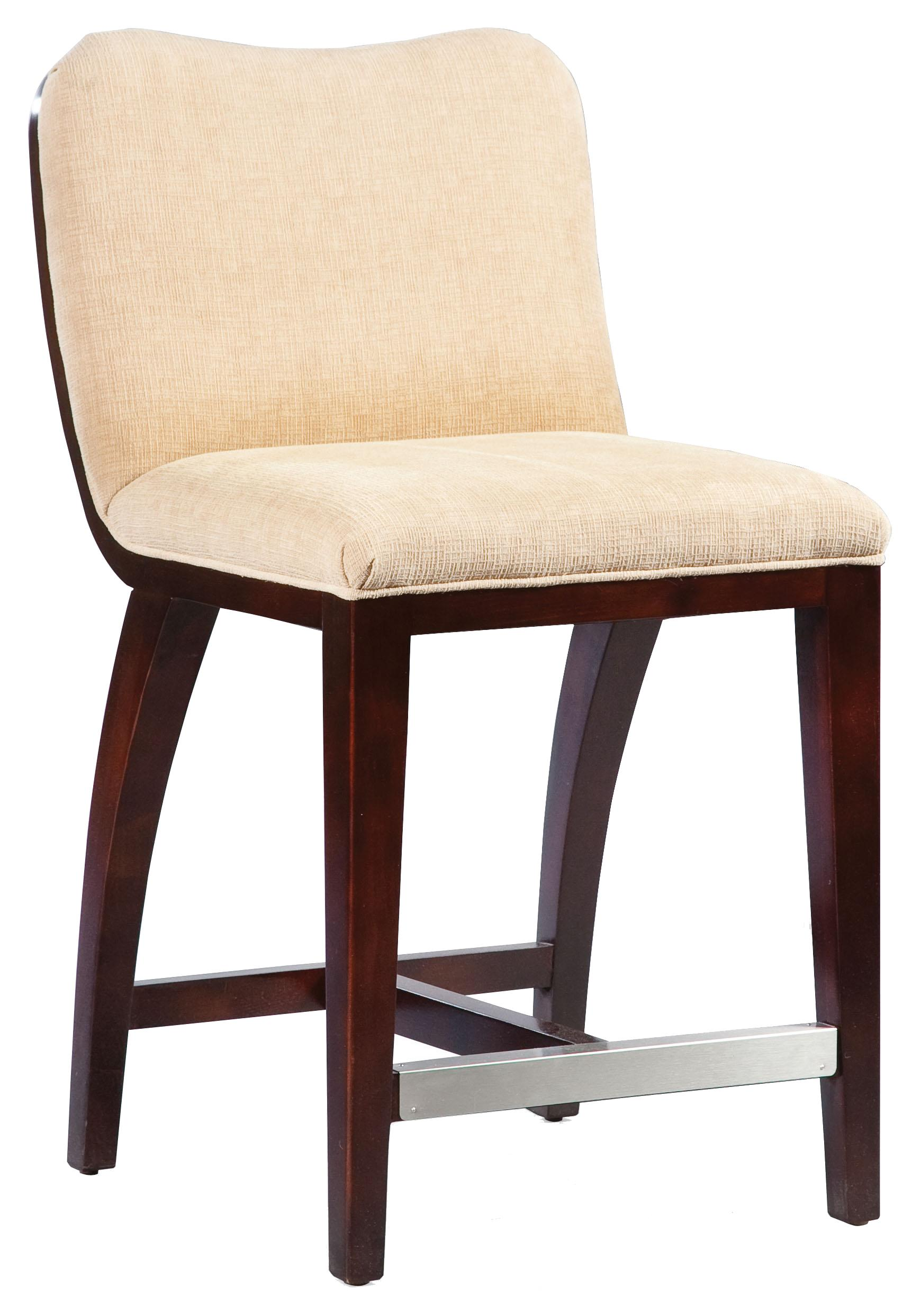 High End Barstool Fairfield Barstools High End Counter Stool With Decorative