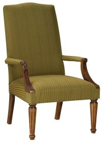 Fairfield Chairs 5463-01 Transitional Upholstered Chair ...