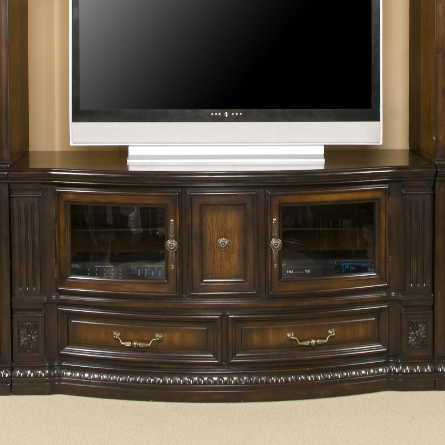 Console Design Fairmont Designs Grand Estates Entertainment Tv Stand