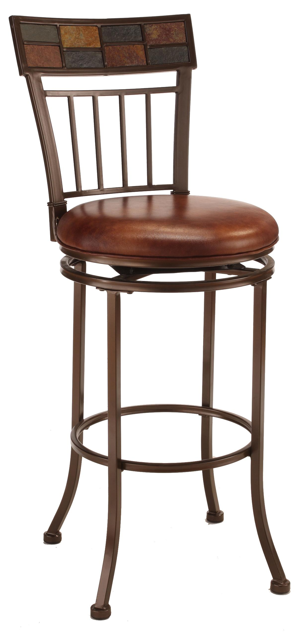 Bright Colored Bar Stools Hillsdale Metal Stools 4266 830 30 Quot Bar Height Montero
