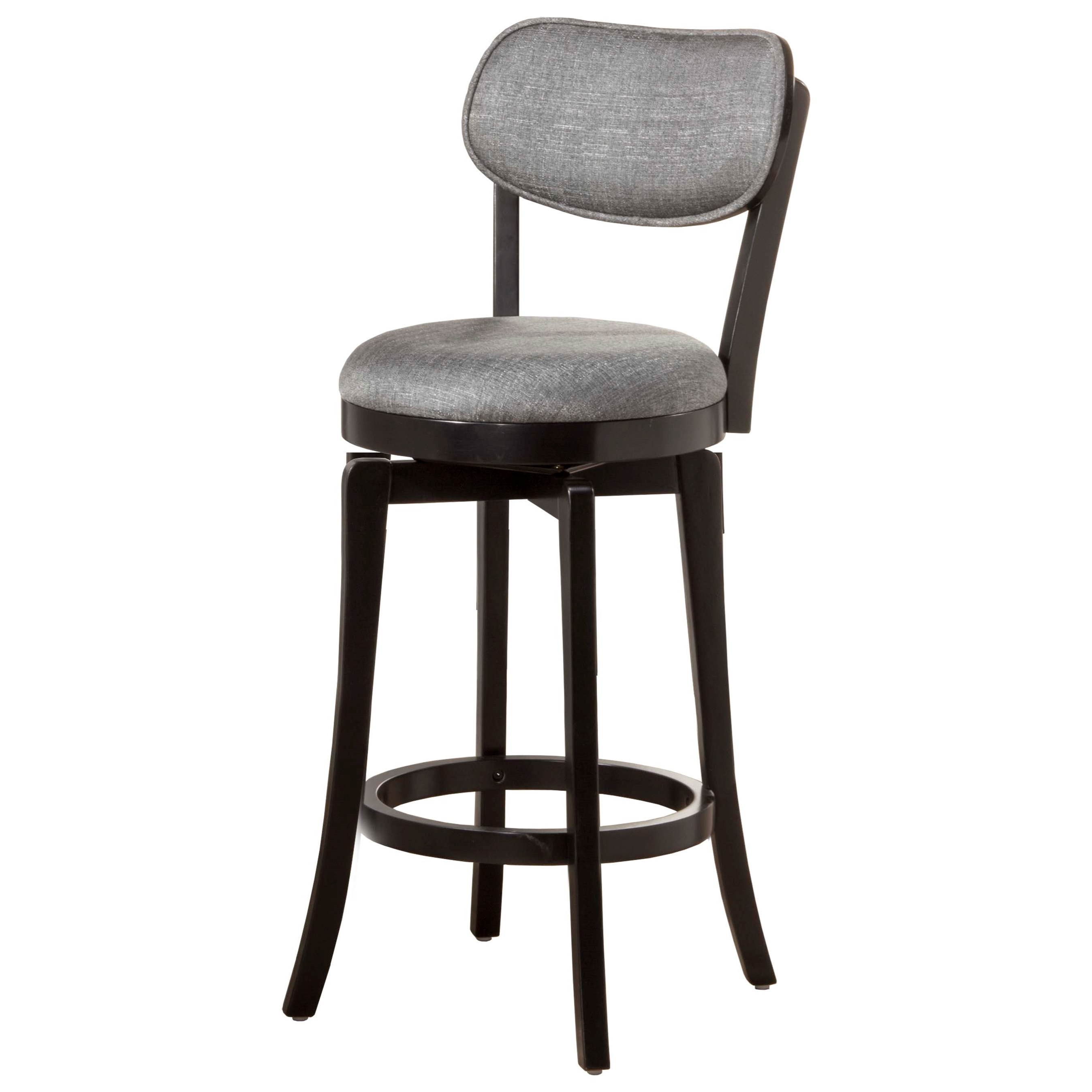 Bright Colored Bar Stools Hillsdale Wood Stools 4037 827 Swivel Counter Stool With