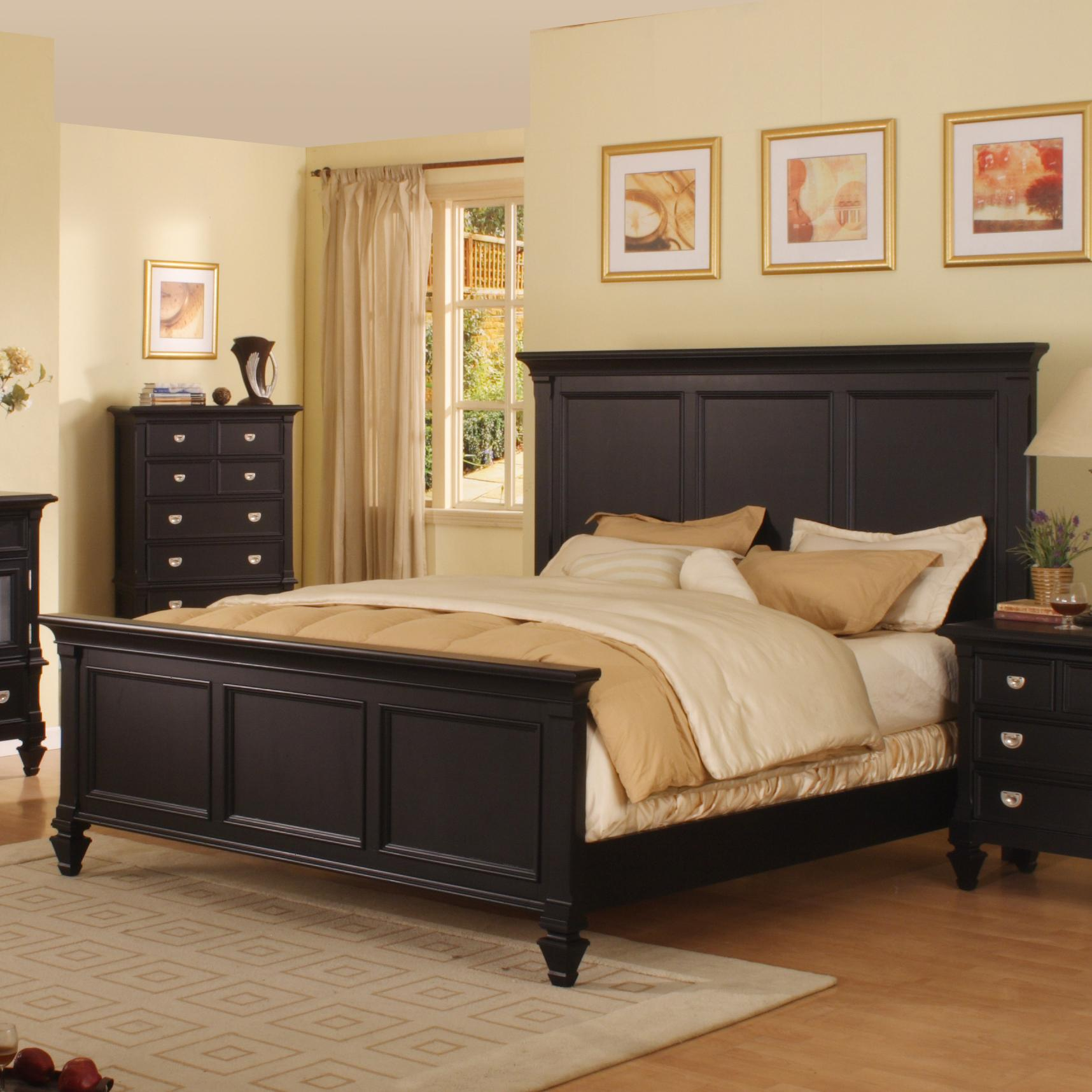 What Is A Panel Bed Surrey Queen Panel Bed Morris Home Panel Beds