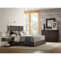 Hooker Furniture Curata Modern Queen Low Bed ...