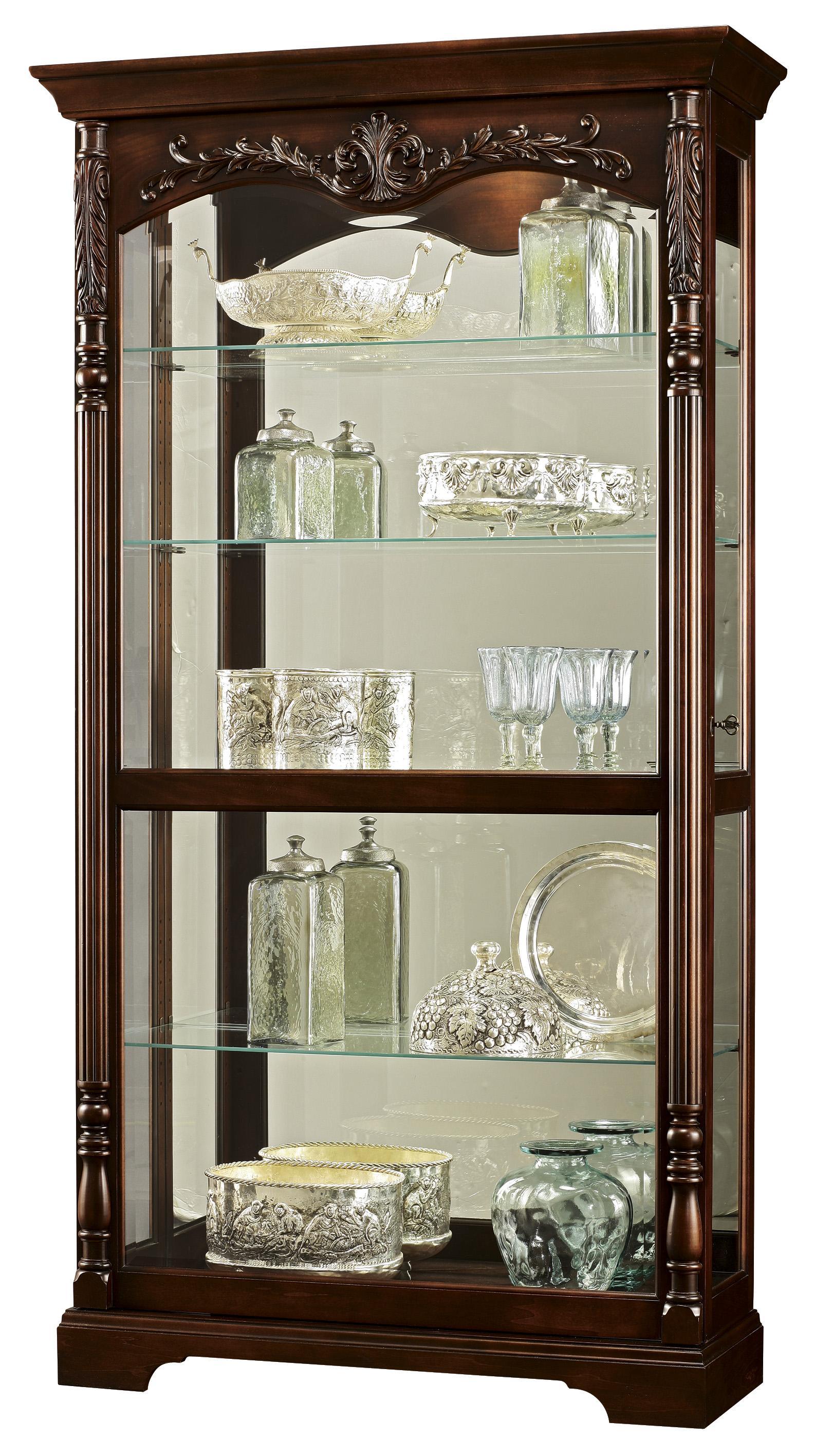 Furniture Trend Designs Curios Felicia Display Cabinet