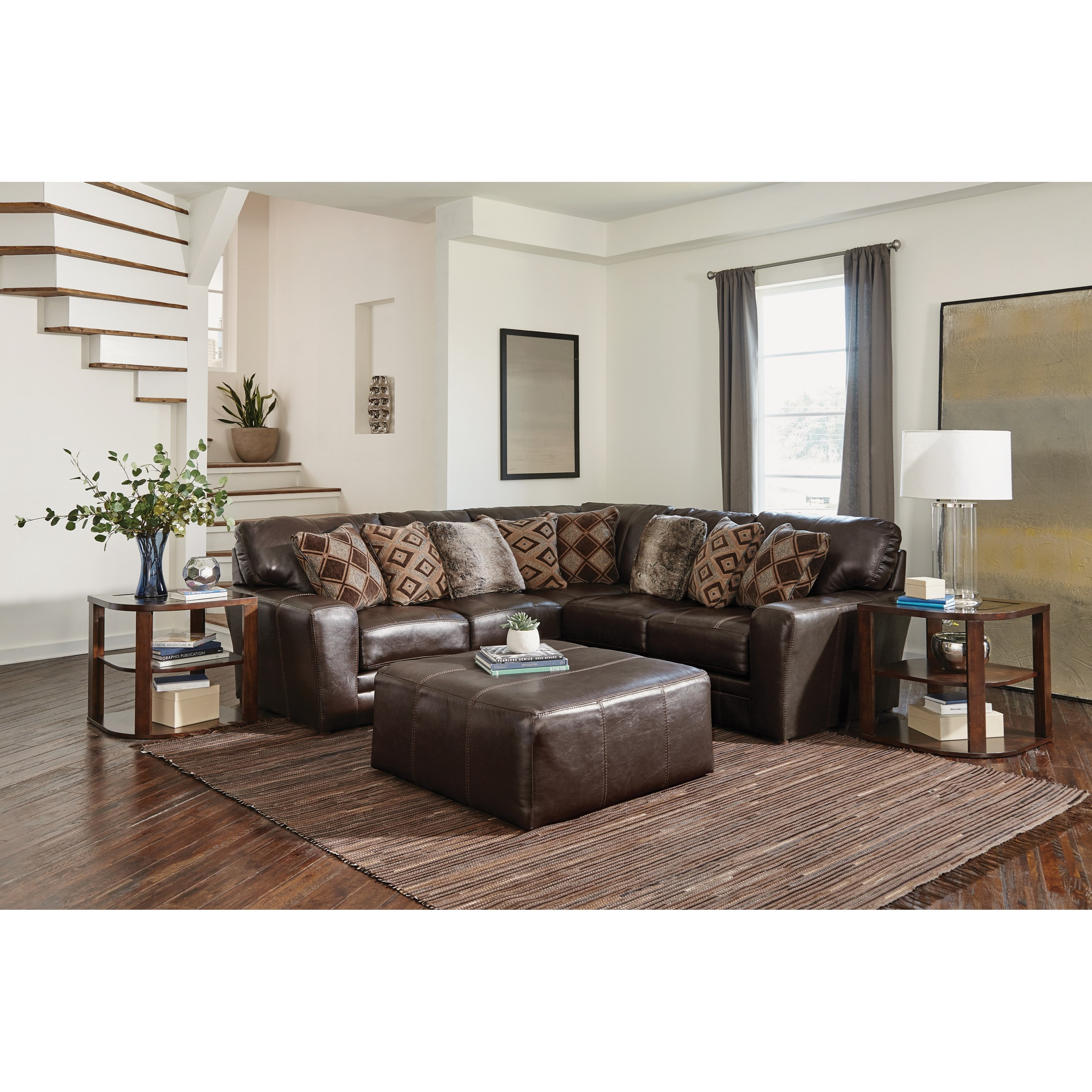 Sofa Mart Denali Jackson Furniture Denali Two Piece Sectional With Track