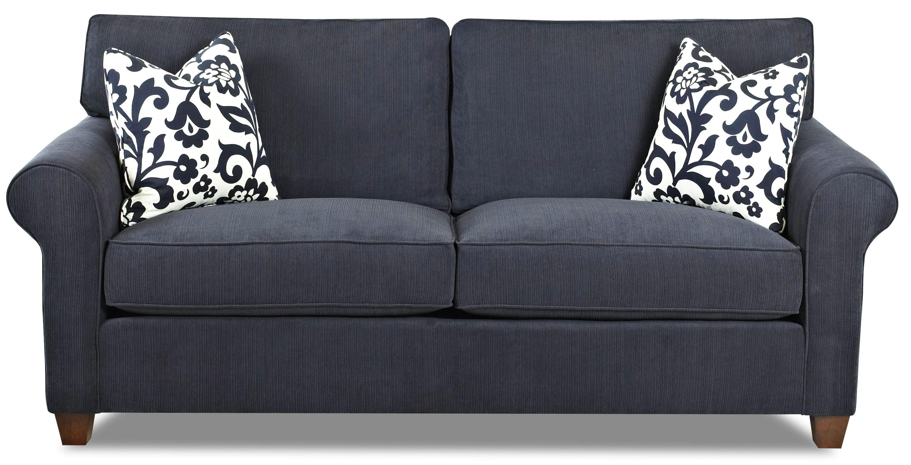 Sofa Welt Klaussner Lillington Distinctions Transitional Stationary
