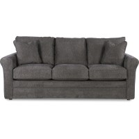 La-Z-Boy Leah SUPREME-COMFORT Queen Sleep Sofa | Knight ...