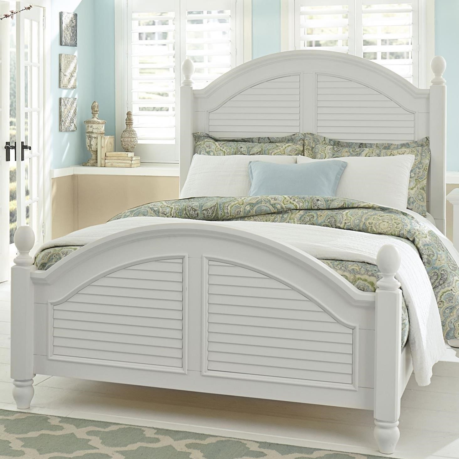 Freedom Headboard Freedom Furniture Summer House Cottage Queen Poster Bed