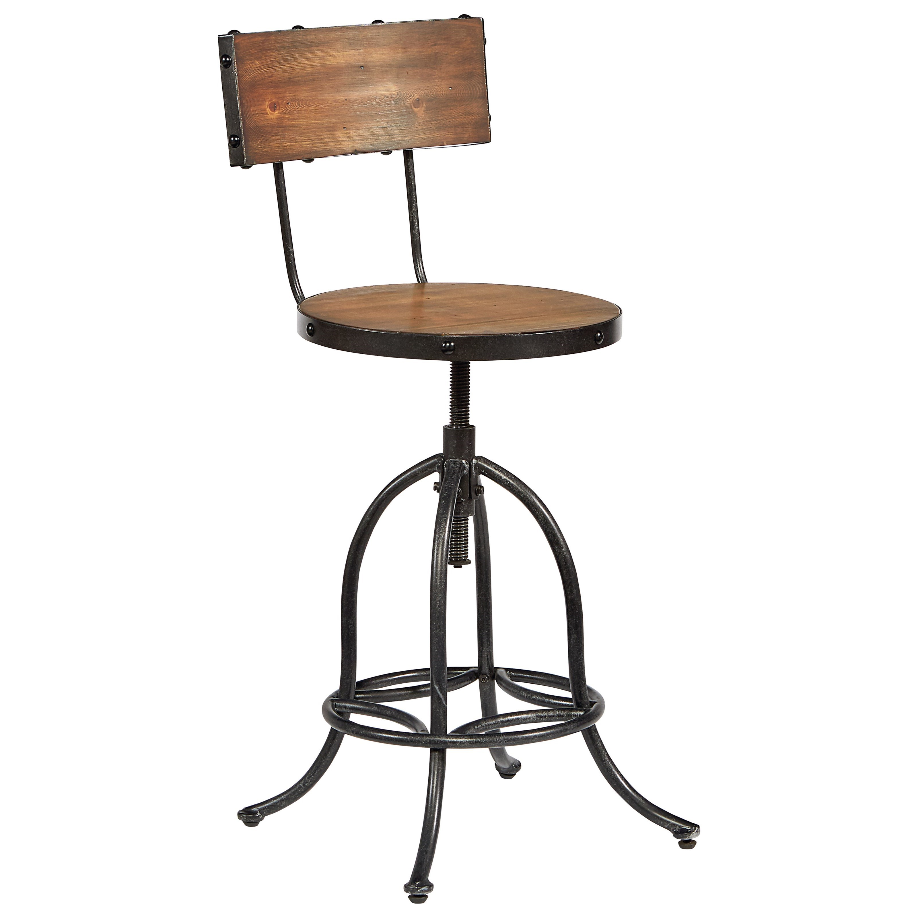 Joanna Gaines Farmhouse Bar Stools Magnolia Home By Joanna Gaines Accent Elements Architect