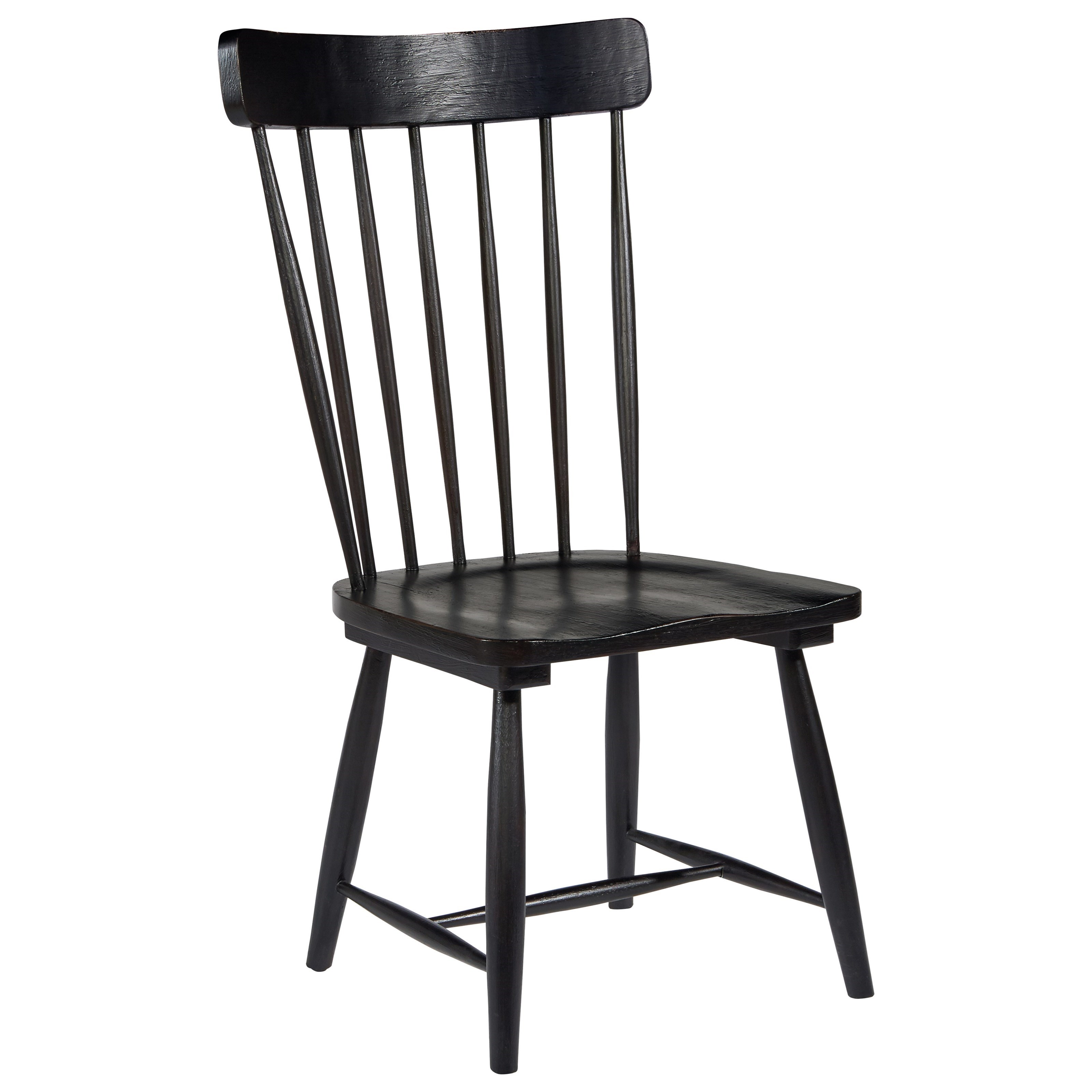 Joanna Gaines Farmhouse Bar Stools Magnolia Home By Joanna Gaines Farmhouse Spindle Back Side