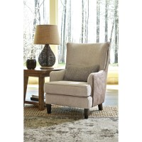 Millennium Baxley Modern Wing Back Accent Chair with ...