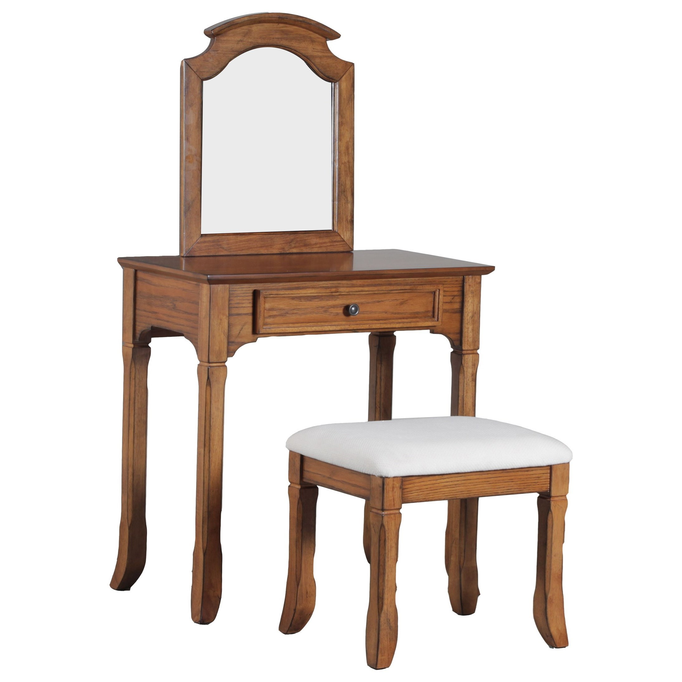 Vanity Set Chair Powell Accent Furniture Vanity With Stool Wayside