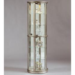 Small Crop Of Glass Curio Cabinet