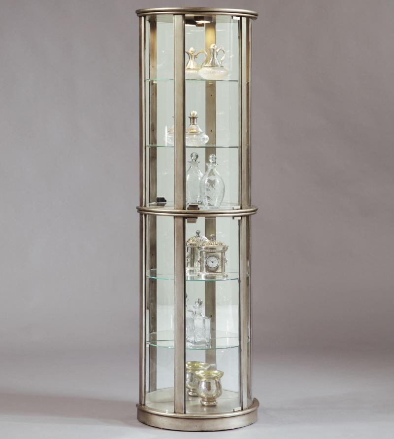 Large Of Glass Curio Cabinet
