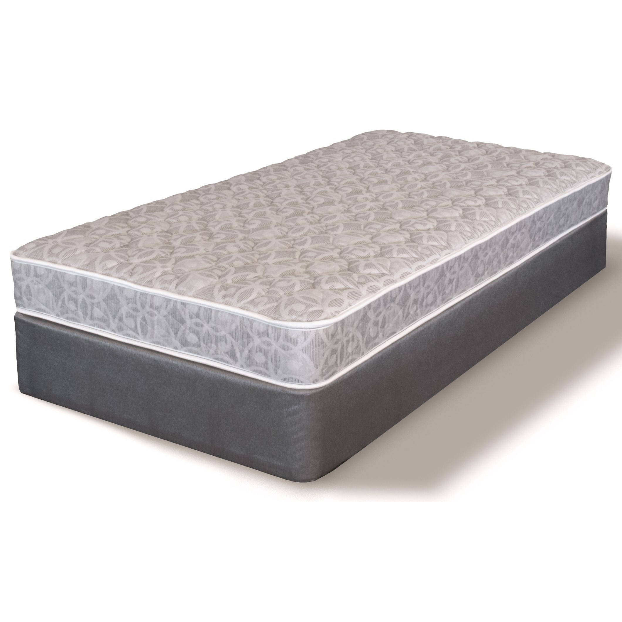 Low Profile Innerspring Mattress Serta Ms Galway Place Firm Full Firm Innerspring Mattress