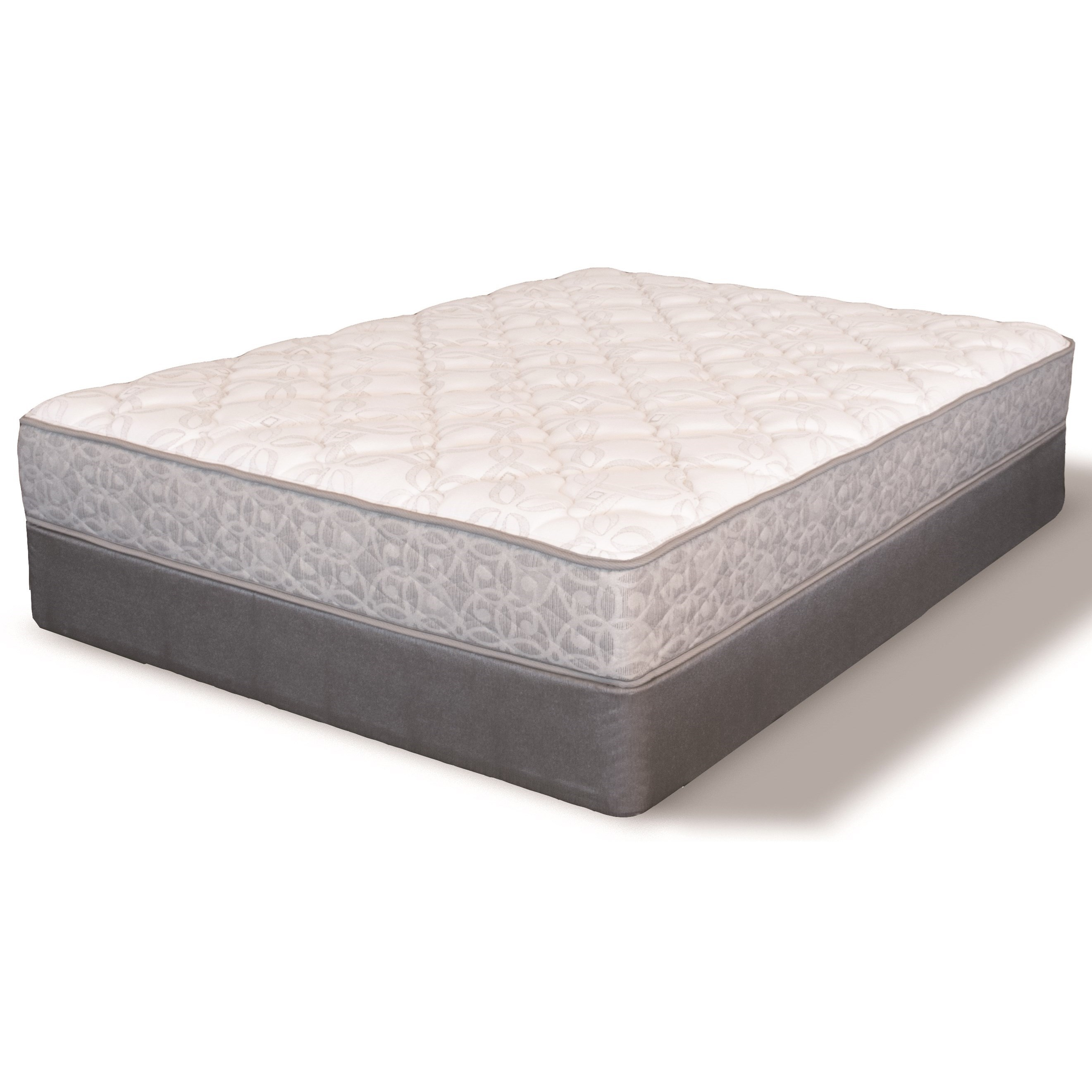 Low Profile Innerspring Mattress Serta Ms Heidleburg Plush Twin Plush Innerspring Mattress