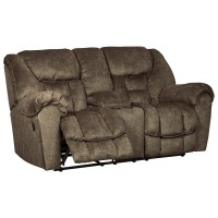 Signature Design by Ashley Capehorn Double Reclining ...