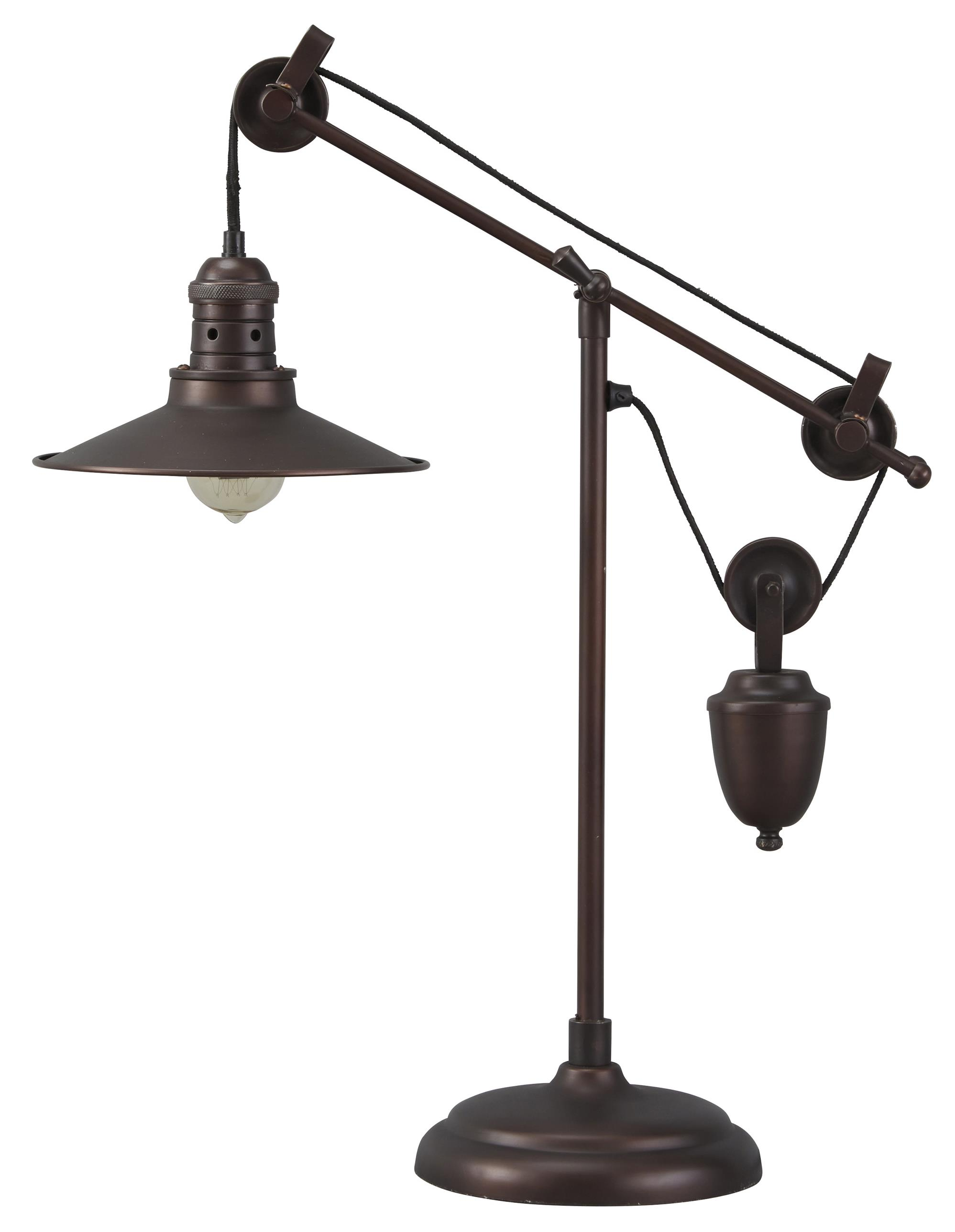 Architect Desk Lamps Ashley Signature Design Lamps Vintage Style L734152