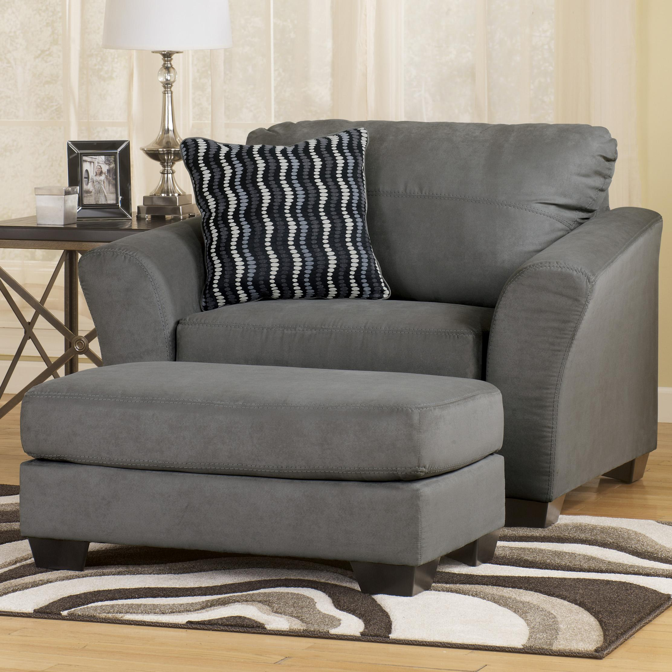 Wide Chair And Ottoman Double Wide Sofa Chair Baci Living Room