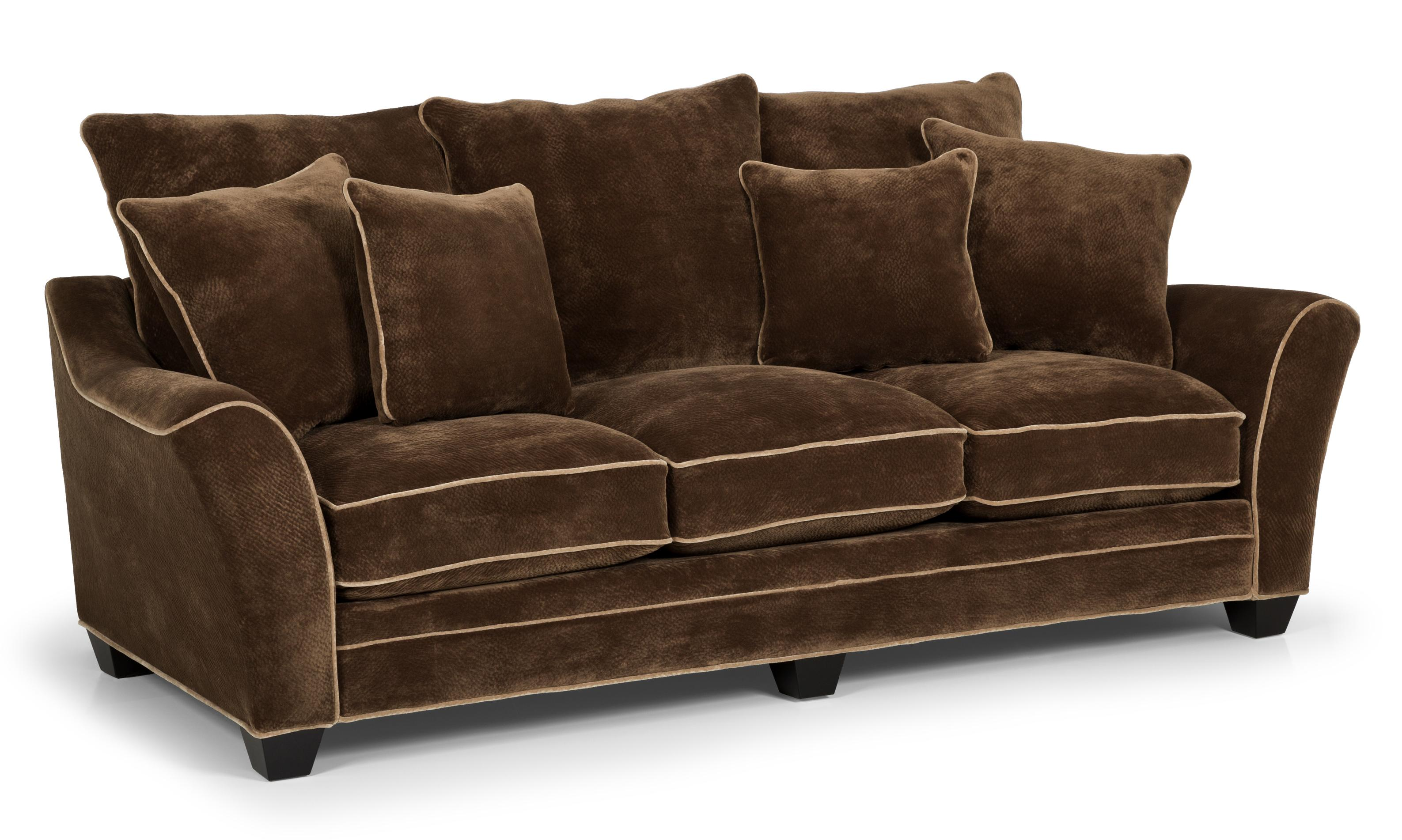 Sofa Welt Stanton 197 Contemporary Scattered Back Sofa With