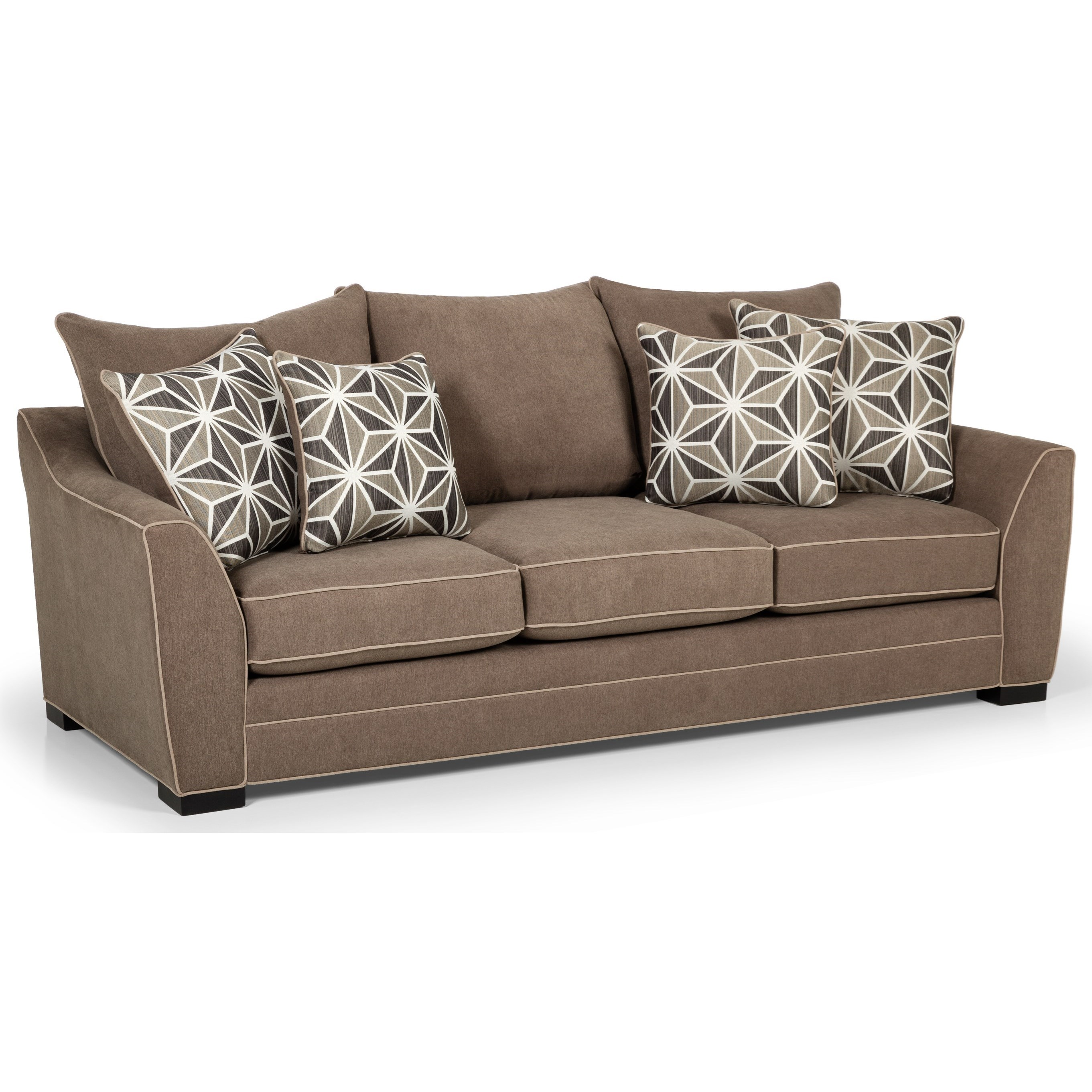 Sofa Welt Stanton 378 Casual Sofa With Welt Cord Trim Wilson 39s