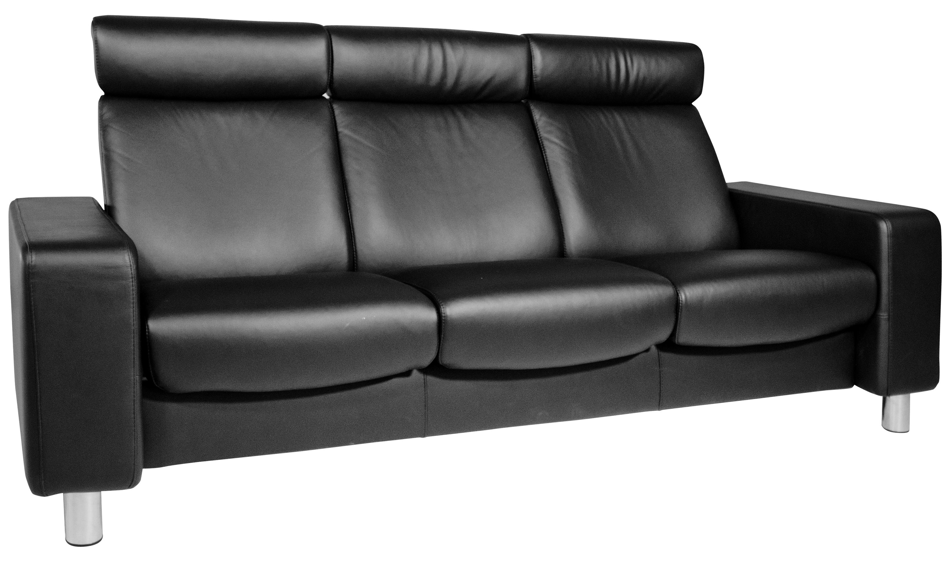 Stressless Sofa Adjustment Stressless Pause Reclining Sofa Abode Reclining Sofas