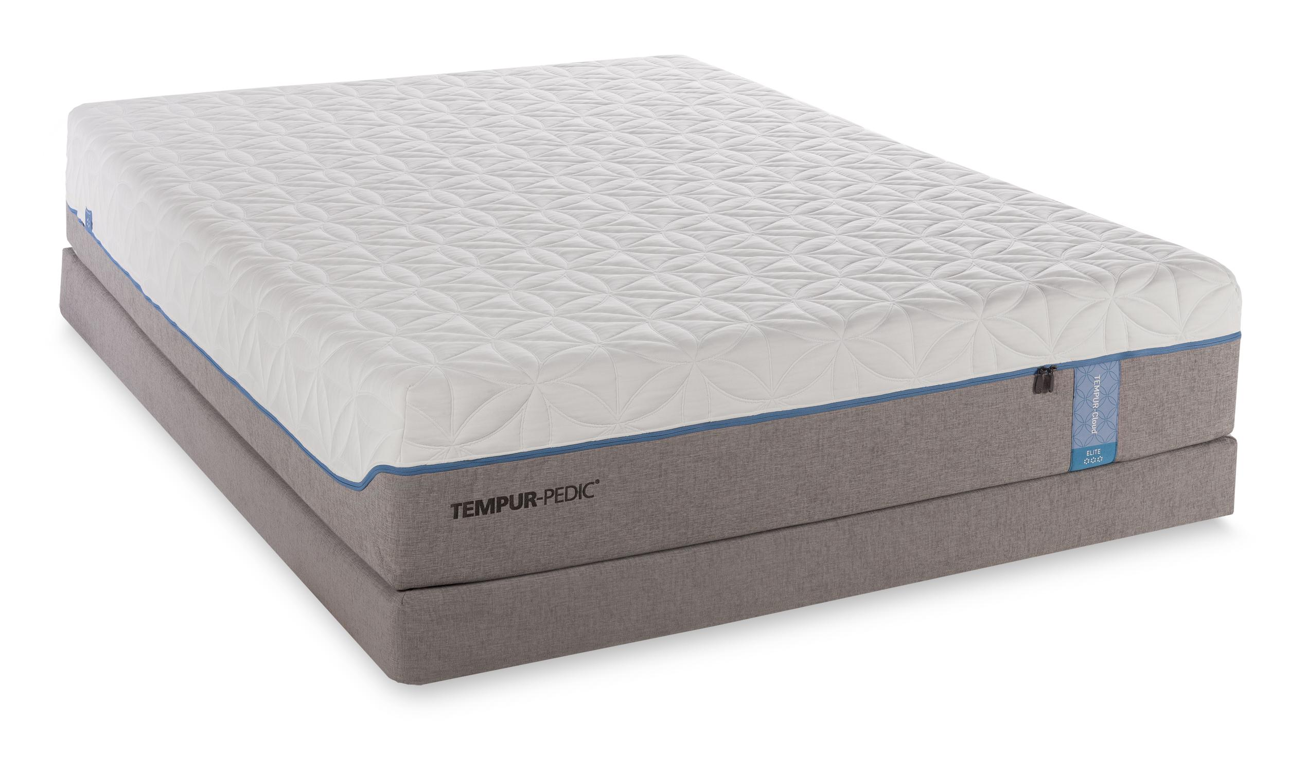 Tempurpedic Mattress King Size Tempur Pedic Tempur Cloud Elite Cal King Extra Soft