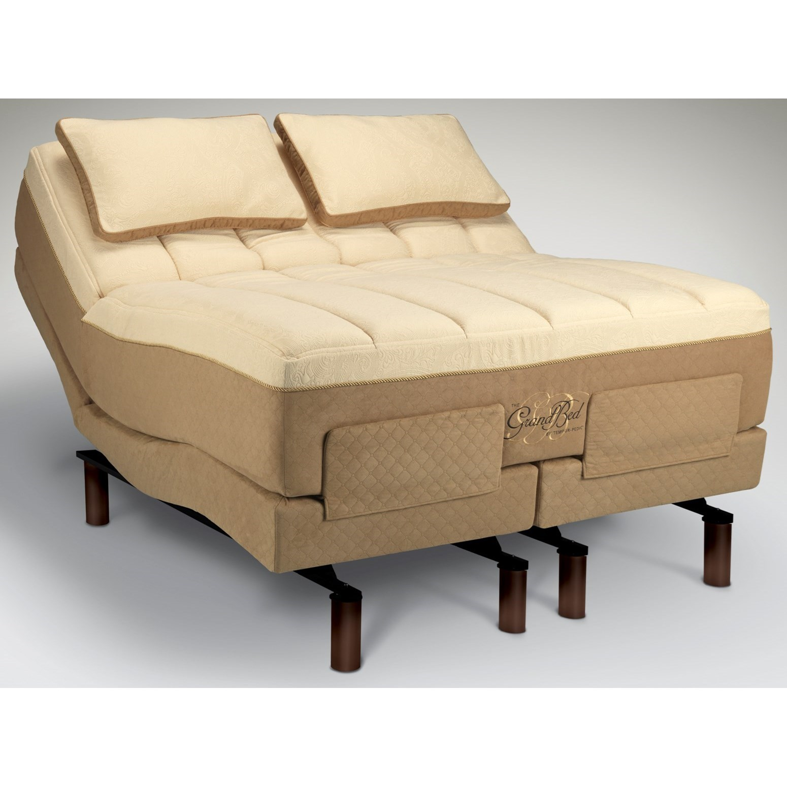 Tempurpedic Mattress King Size Tempur Pedic Grandbed King Medium Soft Mattress And