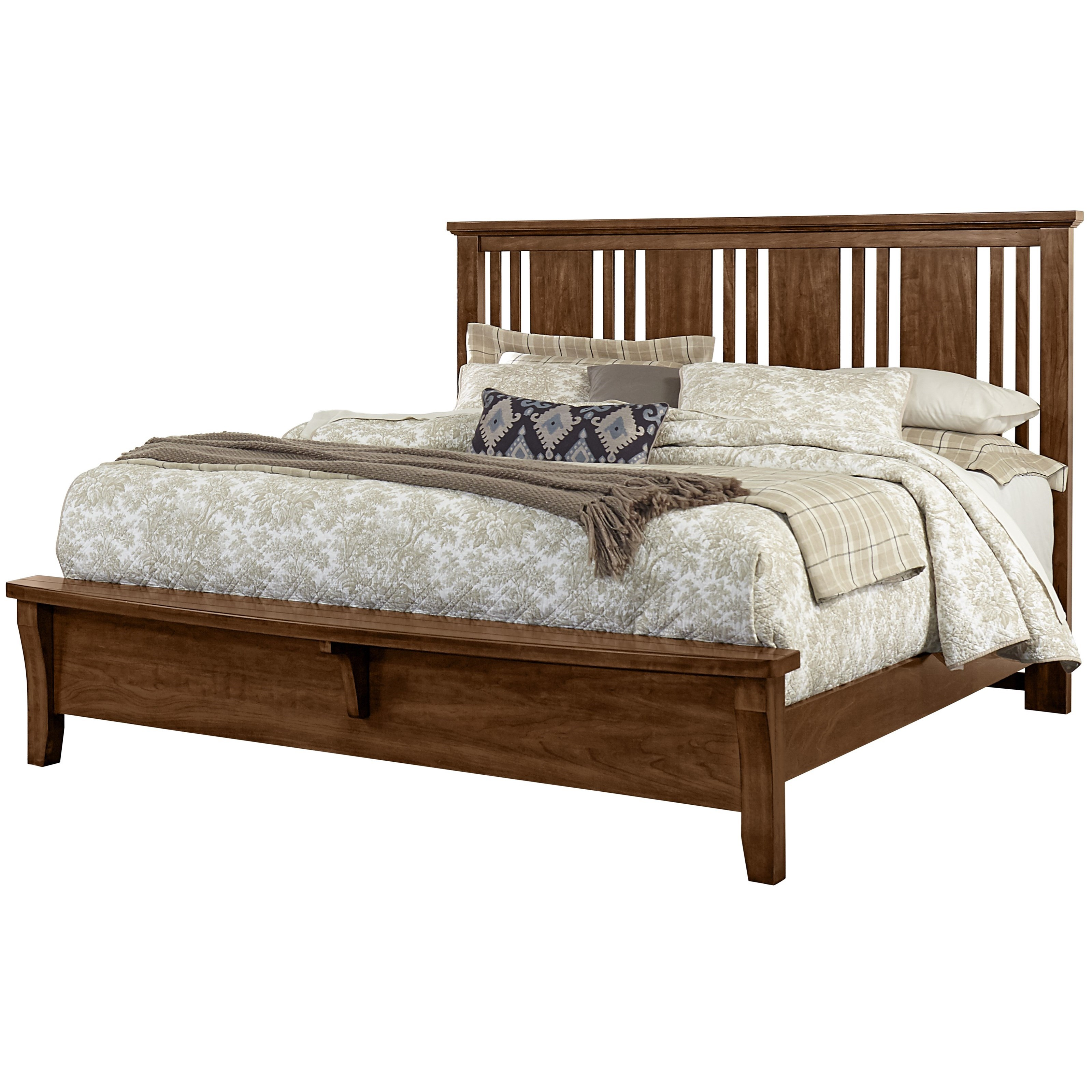 Bedroom Bench King Bed Delivery Estimates Northeast Factory Direct Cleveland