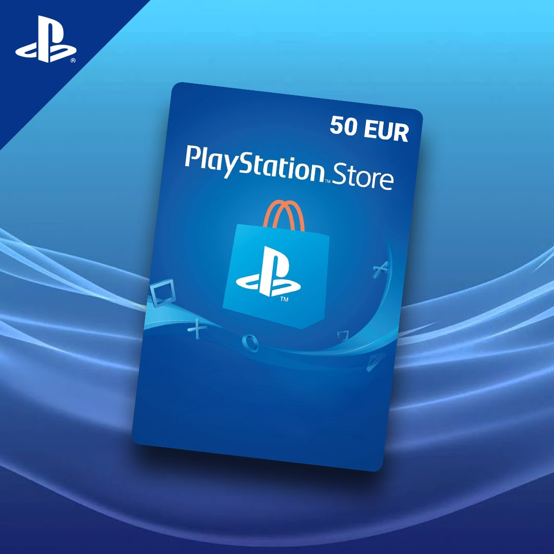 Ps Store Karte Playstation Network Gift Card 50 Eur Psn Germany
