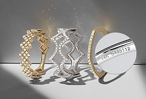 Engagement Rings Fine Jewelry Diamond Wedding Rings