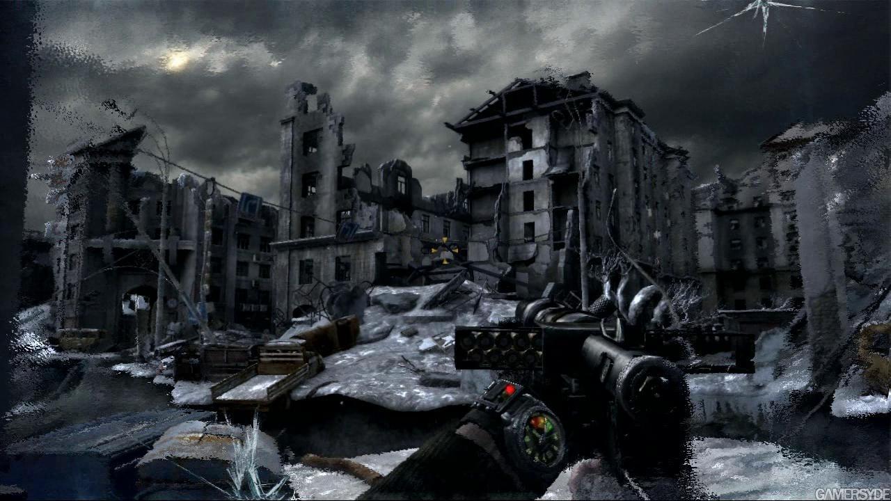 Metro 2033 Wallpaper Hd Previous Image Next Image