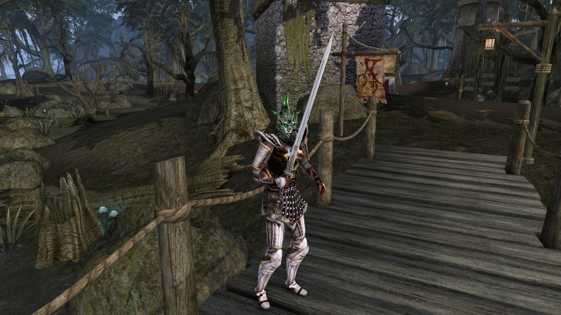 Claymore Wallpaper Hd Morrowind Rebirth 3 6 The Elder Scrolls Iii Morrowind