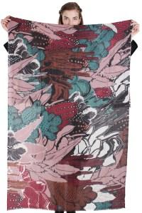YARNZ Cacti Cashmere Scarf | Garmentory