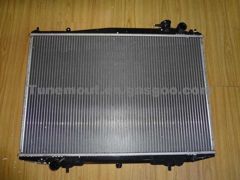 NAVARA D22 RADIATOR, OEM Number 21410VL25A - Tunemout(china) Parts